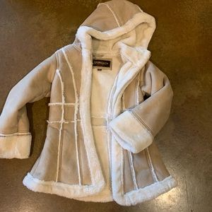 Winter coat girls size 5